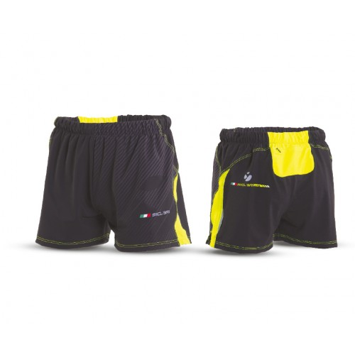 MARATHON SHORTS WITH INTERNAL SLIP