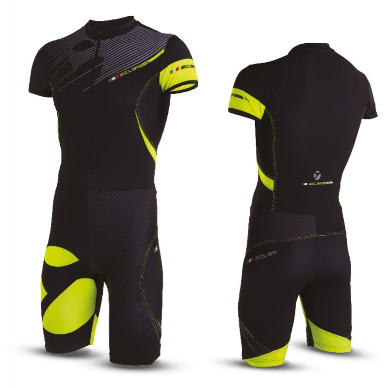 Body unisex per il running