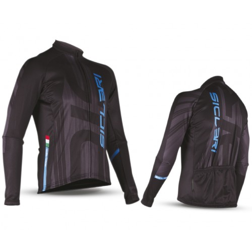 """LIZZOLA"" KID WINDPROOF FRONT LONG SLEEVE JERSEY"