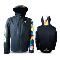 """PAN DI ZUCCHERO"" KID PADDED JACKET"