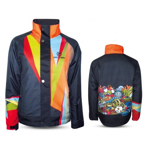 Vezzana kid jacket
