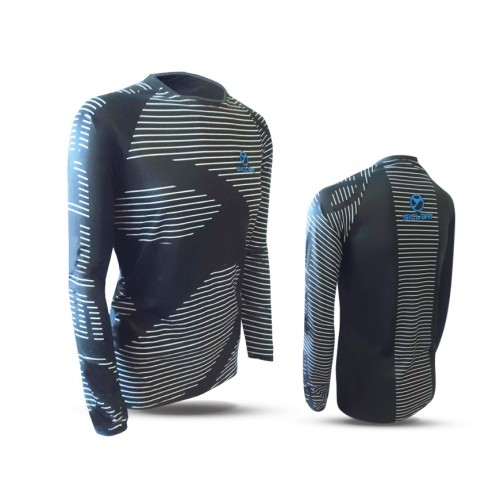 """COLMO"" LONG SLEEVE FREE RIDE JERSEY"