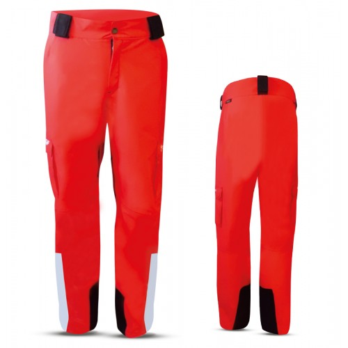 """VALDAORA"" WOMAN SKI PANTS WITH SIDE EXTERNAL POCKETS IN eVent FABRIC"