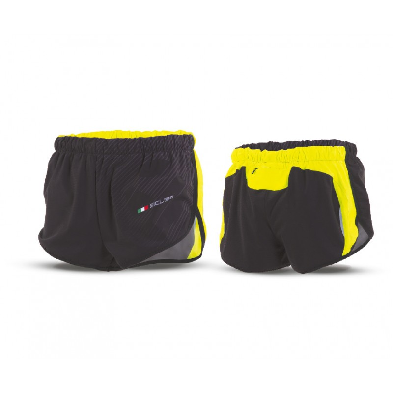 """PARIGI"" MARATHON SHORTS 2 WITH INTERNAL SLIP"