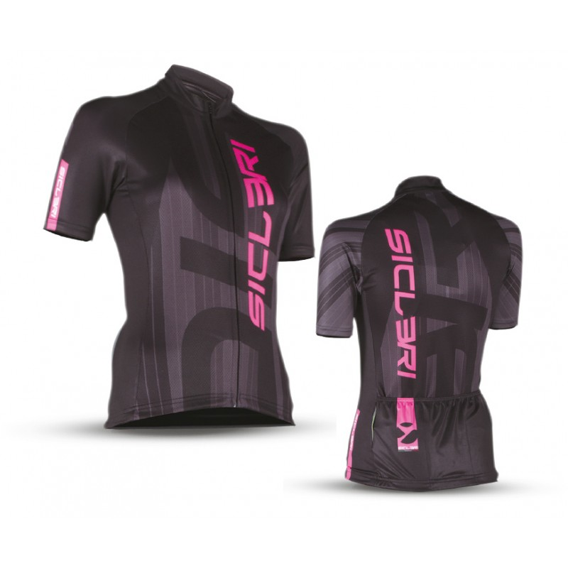 """PINK"" SHORT SLEEVE WOMAN JERSEY"