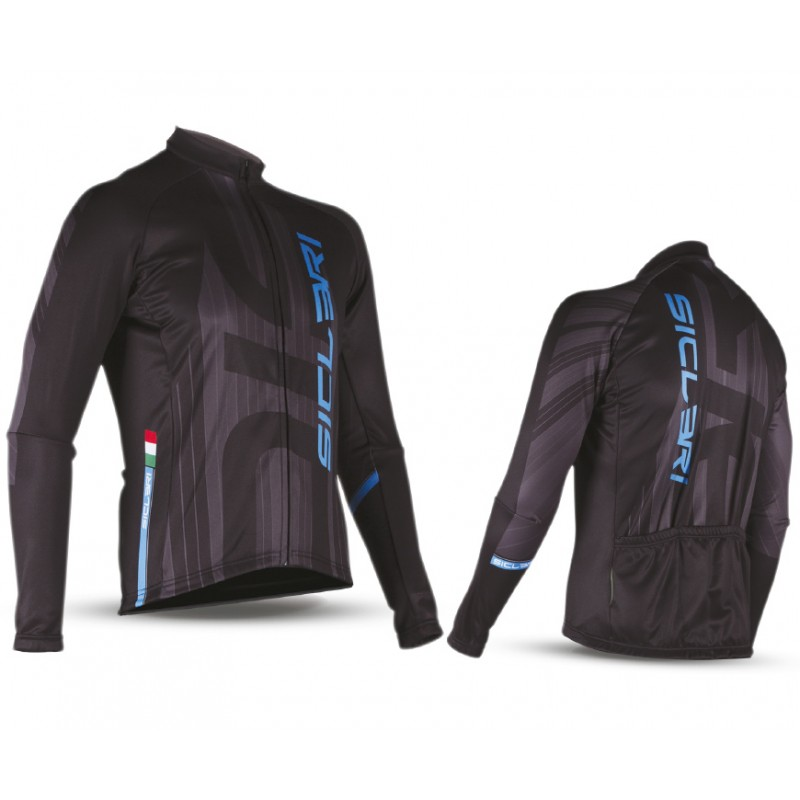 """""""LIZZOLA"""" KID WINDPROOF FRONT LONG SLEEVE JERSEY"""