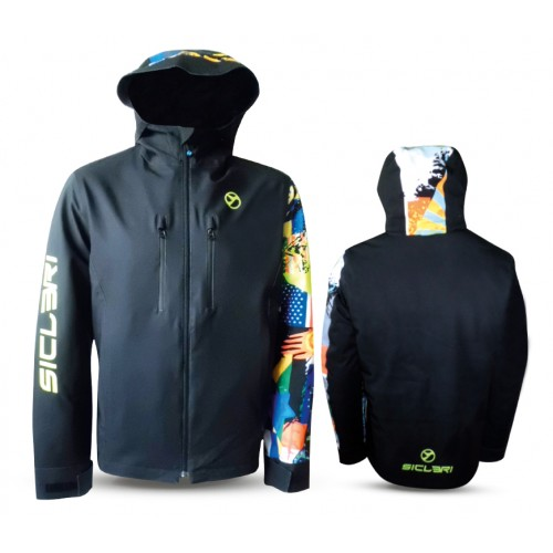 """PAN DI ZUCCHERO"" MAN PADDED JACKET"