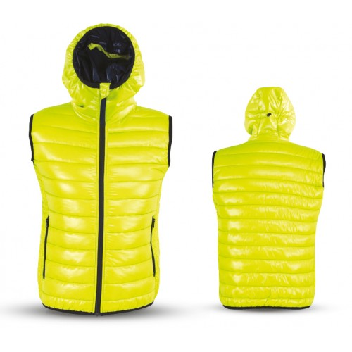 """CATINACCIO"" MAN HOODED VEST"