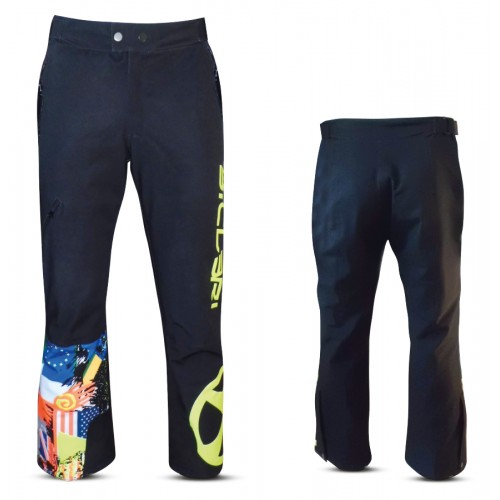 pants pasubio with side zip
