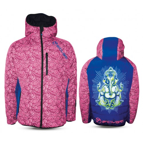 monte civetta woman down jacket