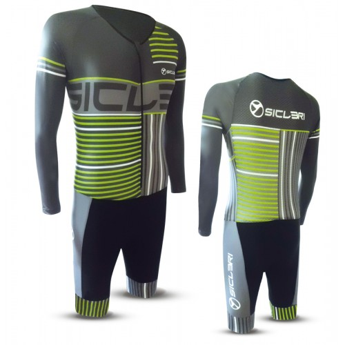 """Vinca"" time trial ski suit"