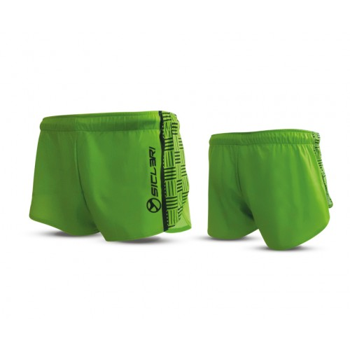 "Short uomo ""Pechino"" per il running"