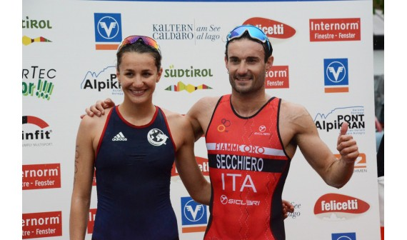 CALDARO OLYMPIC TRIATHLON 2017